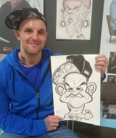 Birmingham Caricature Hire Uk Ukukukuk Uk